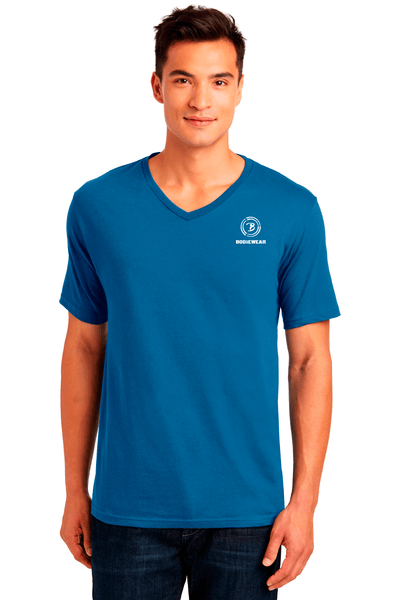 Bodiewear Mens V-Neck Tee - BODIEWEAR