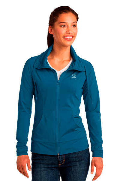 Bodiewear Stretch Full-Zip Jacket - BODIEWEAR
