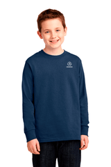 Bodiewear Youth Long Sleeve Cotton Tee
