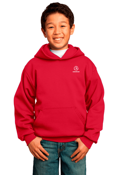 Bodiewear Youth Pullover Hooded Sweatshirt