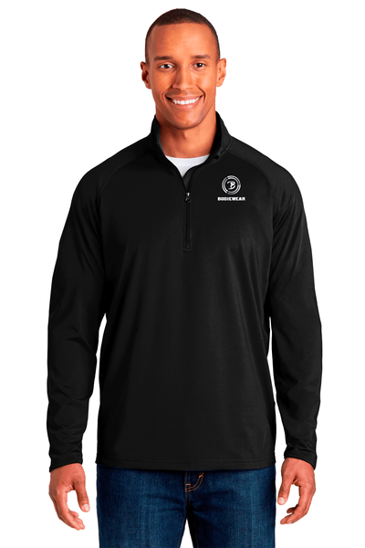 Bodiewear Stretch 1/2 Zip Pullover