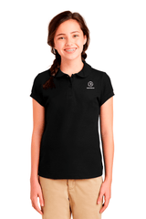 Bodiewear Youth Collar Polo - BODIEWEAR