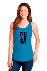 Ladies Core Cotton Tank Top - BODIEWEAR