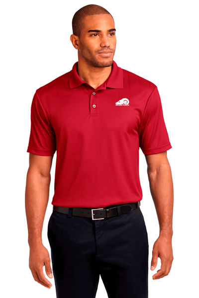 Golden Fleece Jacquard Performance Polo