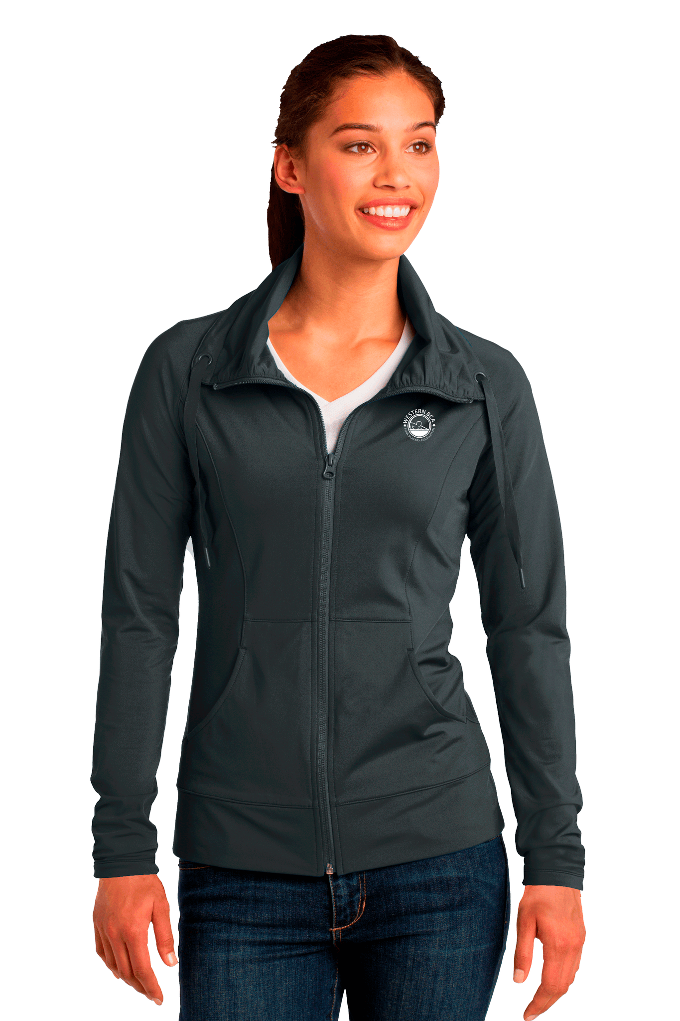 WBCA Stretch Full-Zip Jacket