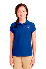 WBCA Youth Collar Polo - BODIEWEAR