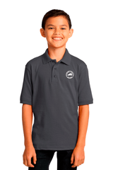 Golden Fleece Youth Jersey Knit Polo - BODIEWEAR