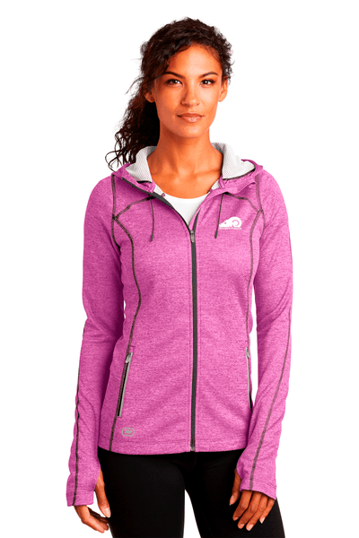 Golden Fleece Ladies Endurance Full-Zip - BODIEWEAR