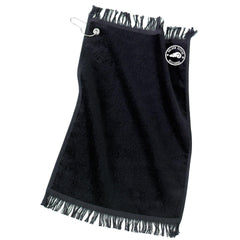 Golden Fleece Grommeted Fingertip Towel
