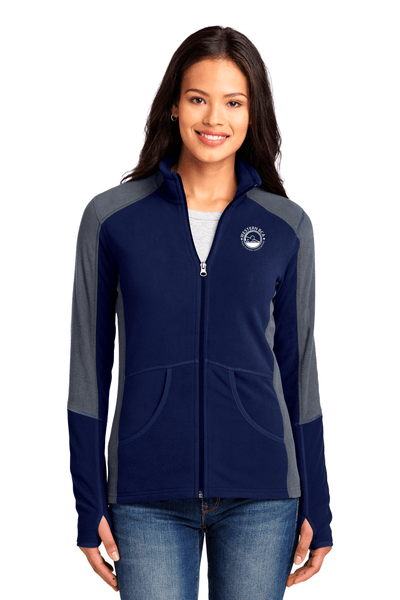 WBCA Ladies Colorblock Jacket