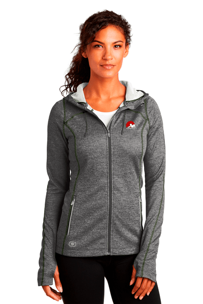 WBCA Ladies Endurance Full-Zip
