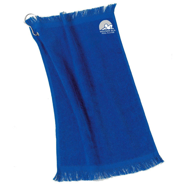 WBCA Grommeted Fingertip Towel
