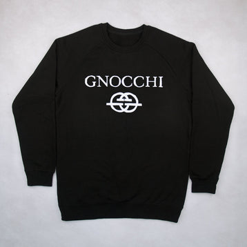 Gnocchi Original Black Sweatshirt
