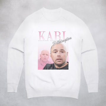 Karl Pilkington Commemorative Classic Sweatshirt