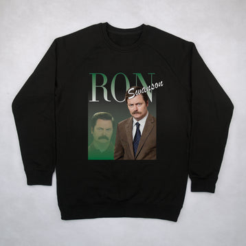 Ron Swanson Commemorative Classic Sweatshirt