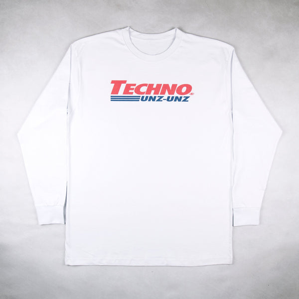 Techno Long Sleeve Tee