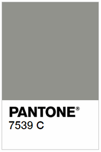 Light Gray (Pantone 7539C)