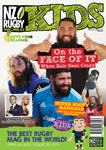 NZ Rugby World KIDS Back Issue