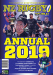 NZ Rugby World Magazine Special Issue 2019 ANNUAL, published November 2018 $14.95 + postage and packaging (go to next screen to find out the shipping costs for your country)