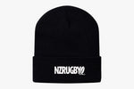 NZ Rugby World Merch - Beanie