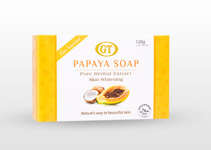 Gt Papaya Soap 120g