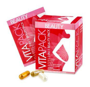 VITAPACK 3-in-1 Beauty Pack Set of 10 Sachets
