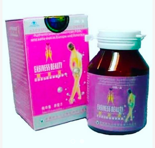 Easiness Beauty Slimming Capsules, 30 caps