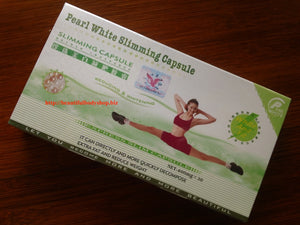 Pearl White Slimming Capsule - Express Slim 400mg x 30 capsules Green box