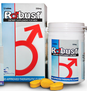 Robust Sexual enhancement Capsules, 12 caps per bottle