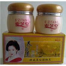 S'Zitang Miraculous Day and Night Cream, Jiaoli Gold version