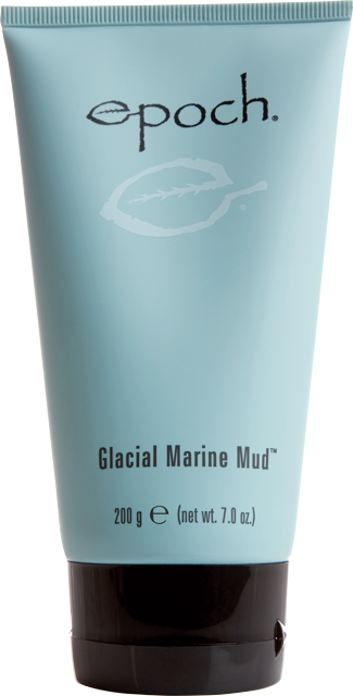 Deep Cleansing Mask Epoch Glacial Marine Mud blackheads dead skin