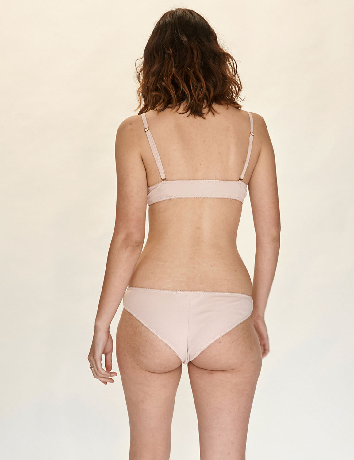 Cheeky Undies - Rose