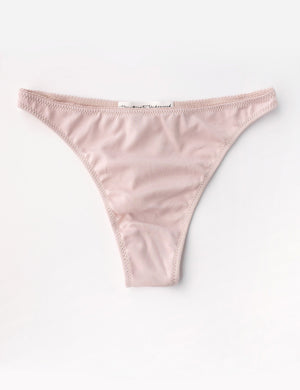 High G Undies - Rose