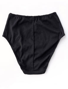High Boy Undies - Black