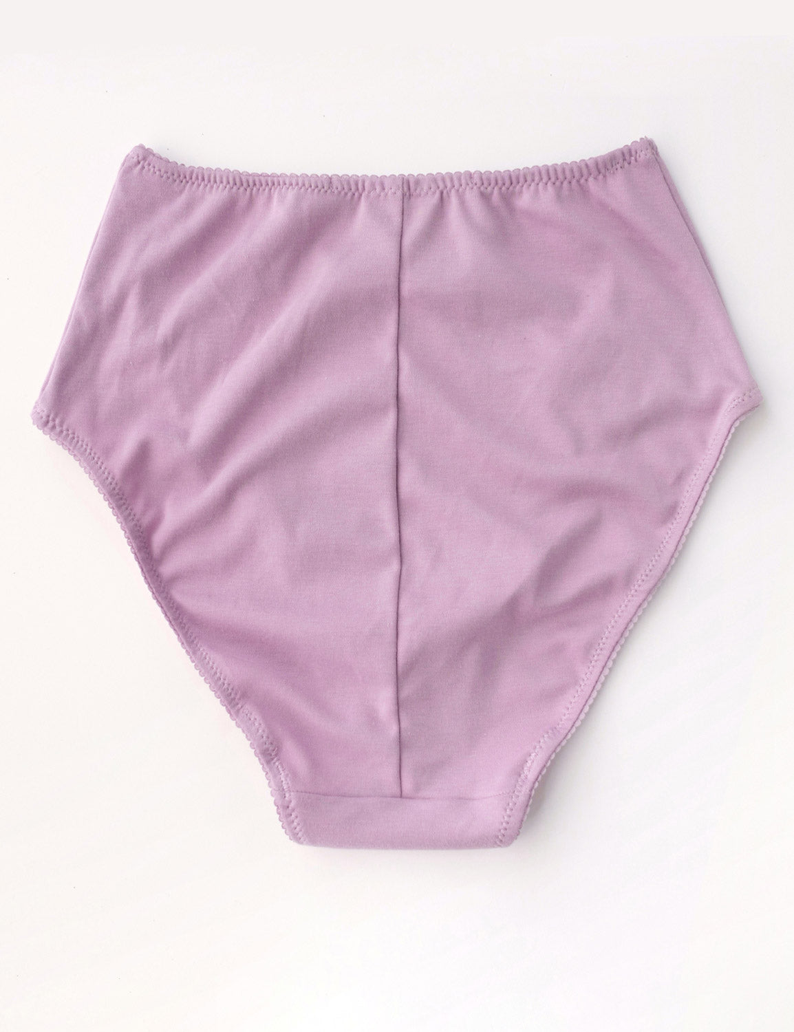 High Boy Undies - Lilac