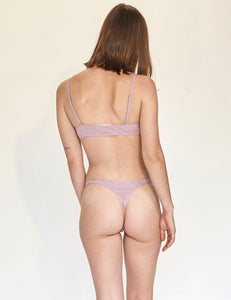 High G Undies - Lilac