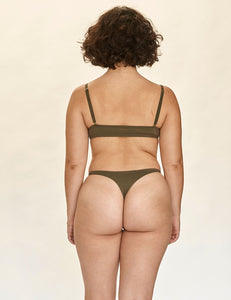 High G Undies - Olive