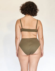 High Boy Undies - Olive