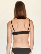 Load image into Gallery viewer, Scoop Bra - Black