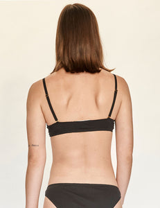 Scoop Bra - Black