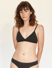 Load image into Gallery viewer, Triangle Bra - Black