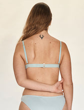 Load image into Gallery viewer, Triangle Bra - Blue