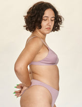 Load image into Gallery viewer, Triangle Bra - Lilac