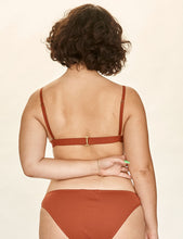 Load image into Gallery viewer, Triangle Bra - Rust
