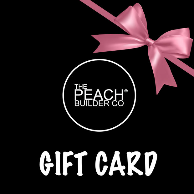 Peach Builder Gift Card