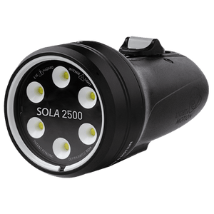 Light & Motion SOLA Video 2500 F
