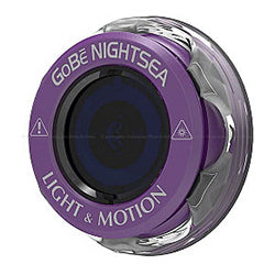 Light & Motion lampe NightSea pour GoBe