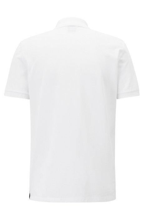 Polo manches courtes sport BOSS - 50303542 Blanc