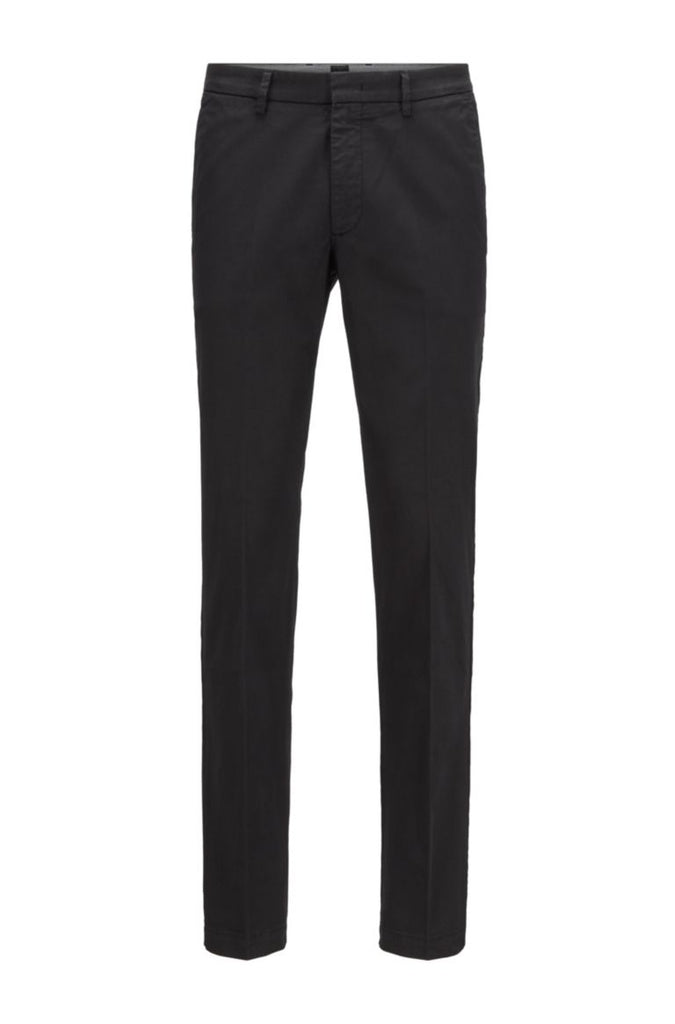 Pantalon BOSS - 50410310 Noir - Boutique Vvög