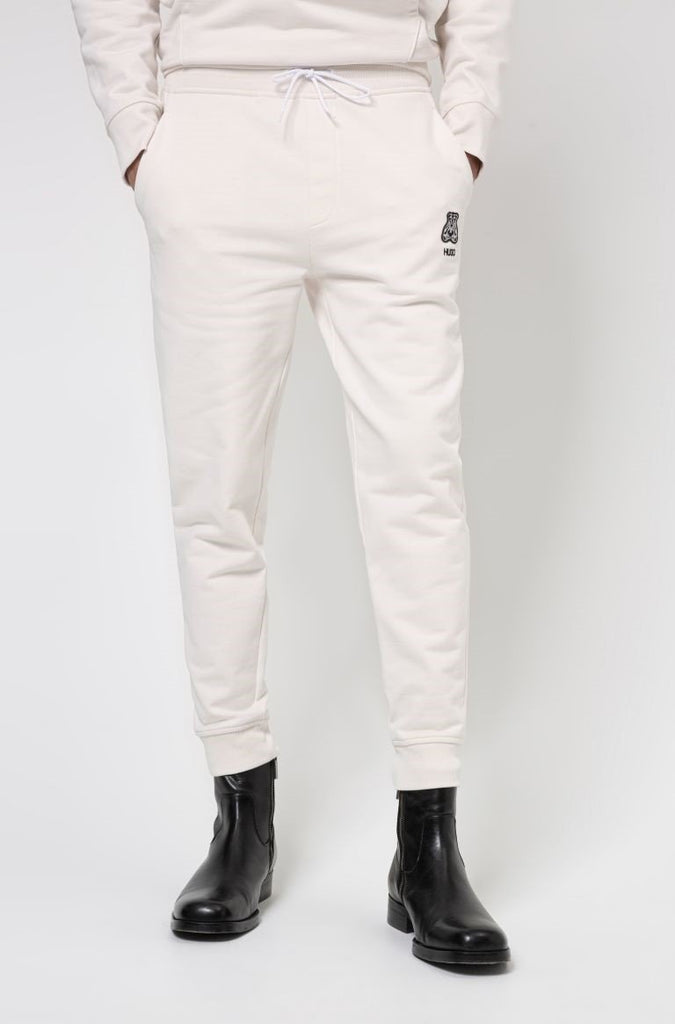 Pantalon HUGO - 50452628 104/NATUREL - Boutique Vvög